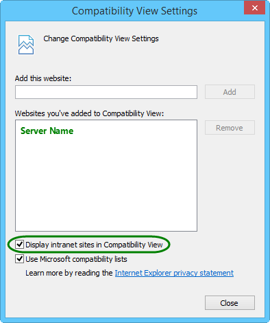 Troubleshooting Web Portal Compatibility Issues – Resolver